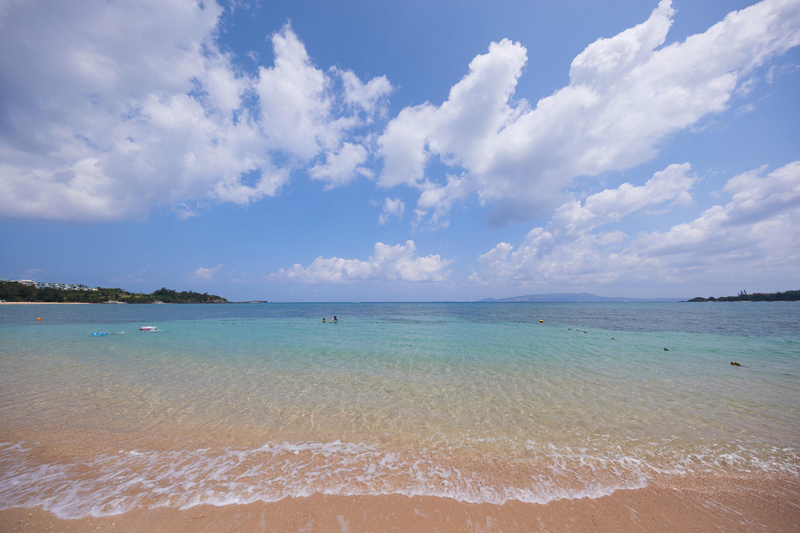 【海開き】2021年4月1日(木)に決定!今年もやってきた沖縄の夏